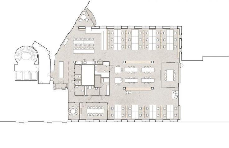 Kjellander Sjöberg KS-Studio Plan