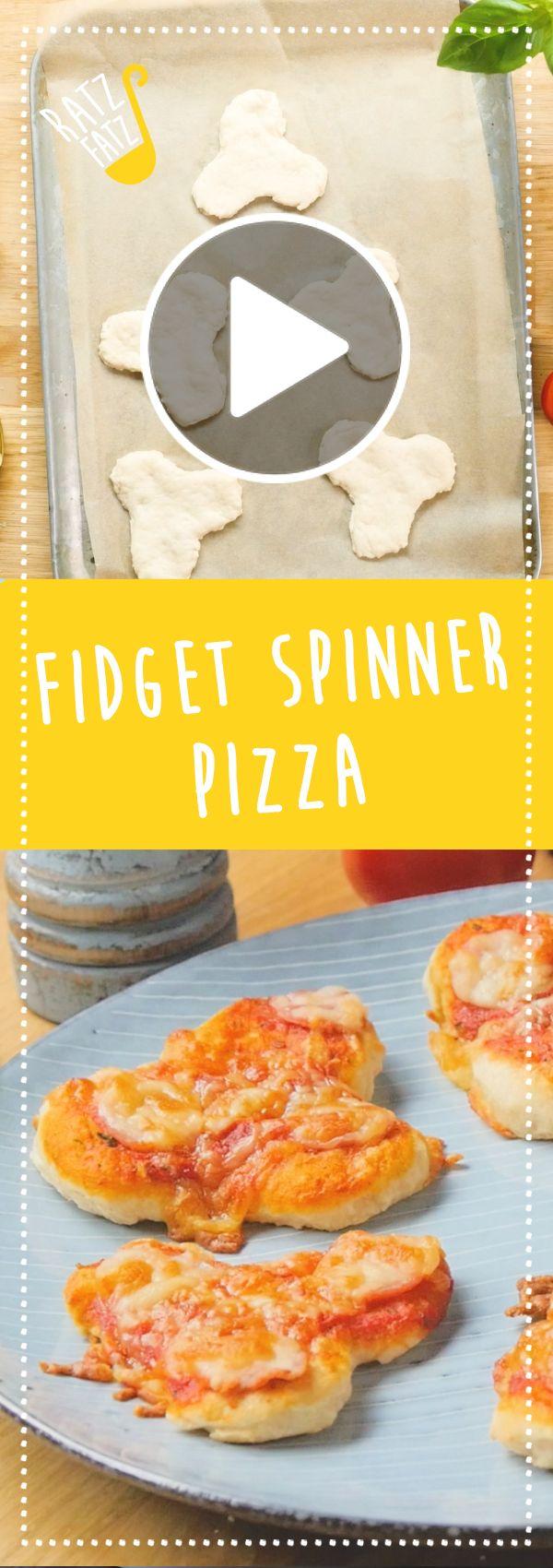 Fidget Spinner – der Spielzeugtrend des Jahres. Kaum zu glauben, aber jetzt gibt es sie auch zum Essen! Und sie sind auch noch richtig lecker!
