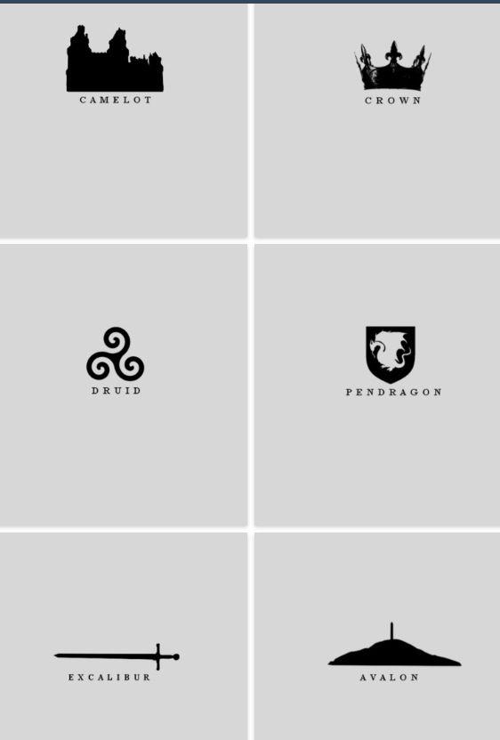 Merlin Druid Tattoo - #traffic-club
