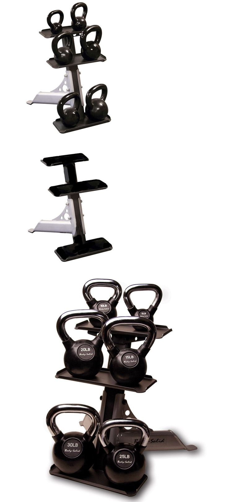 Weight Storage 179819: Body-Solid Kettlebell Rack Gdkr50 -> BUY IT NOW ONLY: $78.76 on eBay!