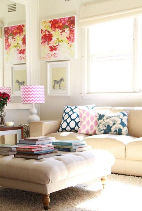 10 besten Livingroom Bilder auf Pinterest - wohnzimmer lila braun