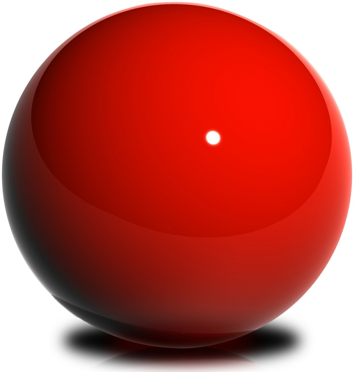 red.quenalbertini: Red Ball