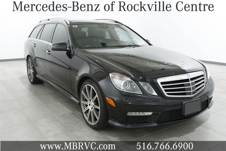 Pre-Owned 2013 MERCEDES-BENZ E-Class E63 AMG® Wagon in Rockville Centre #4743 | Mercedes-Benz of Rockville Centre
