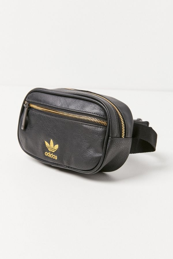c05b14e44217 Slide View  2  adidas Originals Faux Leather Belt Bag