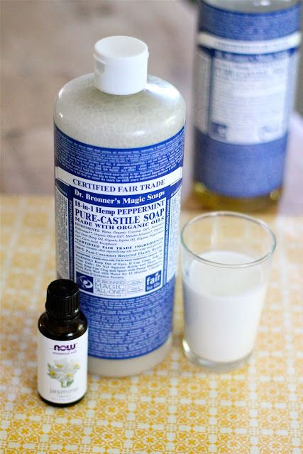 Eat Good 4 Life » Home made coconut shampoo