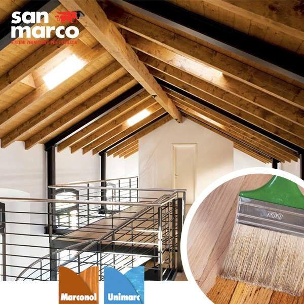 Soluzioni per il legno - Colorificio San Marco  #legno #colorificiosanmarco #sanmarcospa #wood