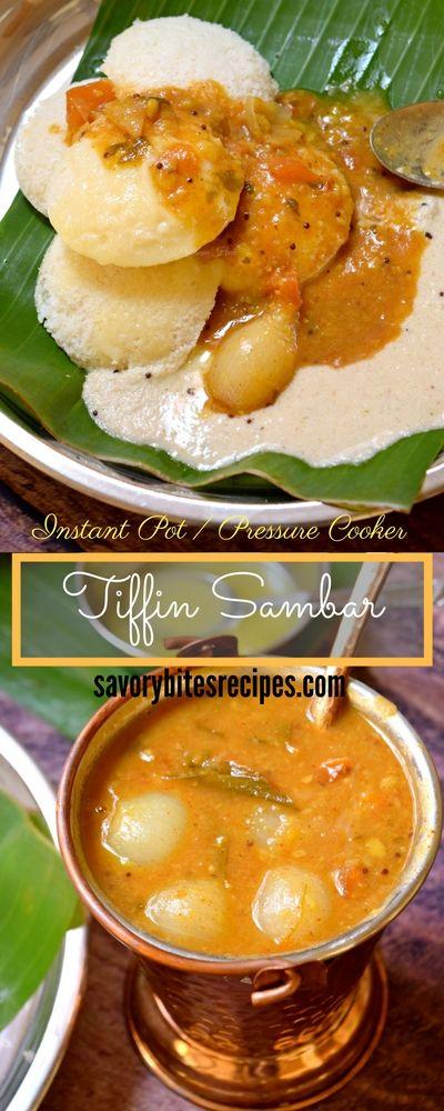 Tiffin Sambar