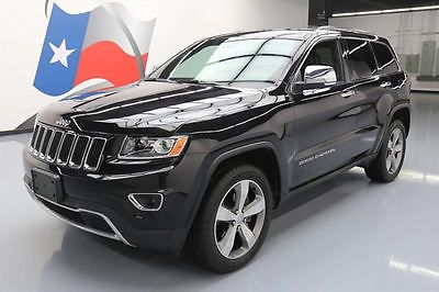 eBay: 2014 Jeep Grand Cherokee 2014 JEEP GRAND CHEROKEE LTD 4X4 SUNROOF NAV 20'S 28K #385679 Texas Direct Auto #jeep #jeeplife