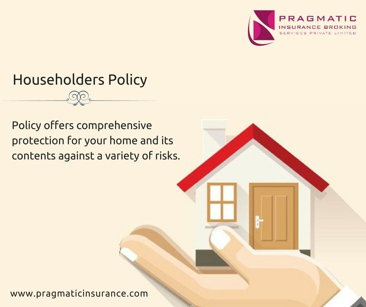 HouseHolder Policy - Policy offers comprehensive protection for your home and its contents against a variety of risk      #HouseHolder #Insurance #Policy #InsuranceBrokingServices #InsuranceCompanies #InsuranceHyderabad #PragmaticInsuranc