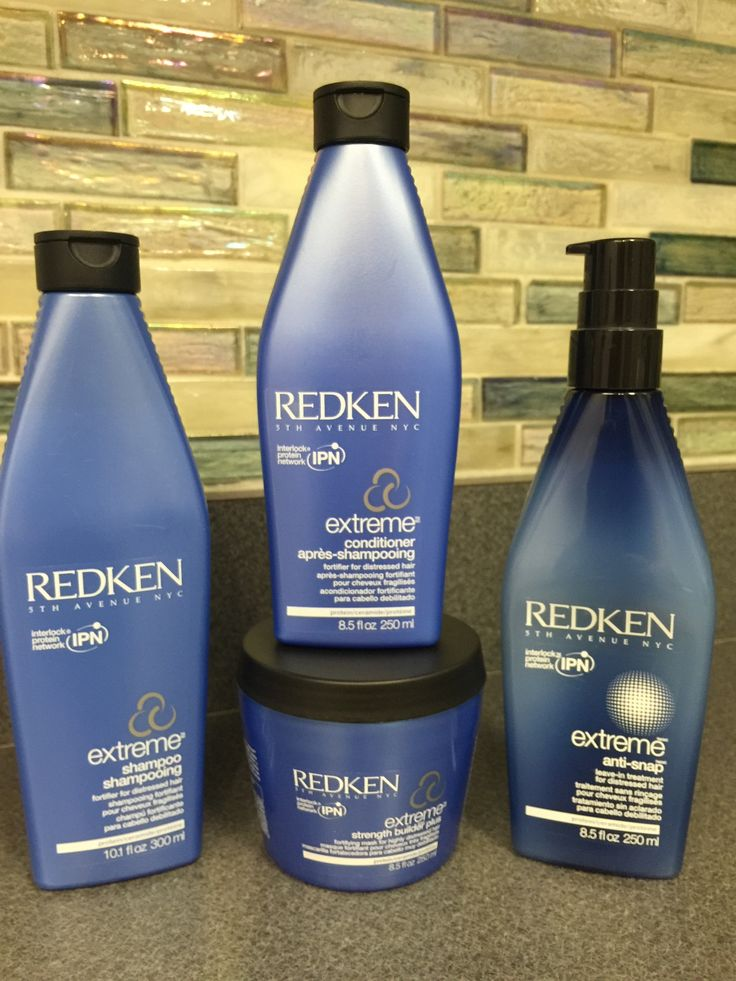 Love Redken products!