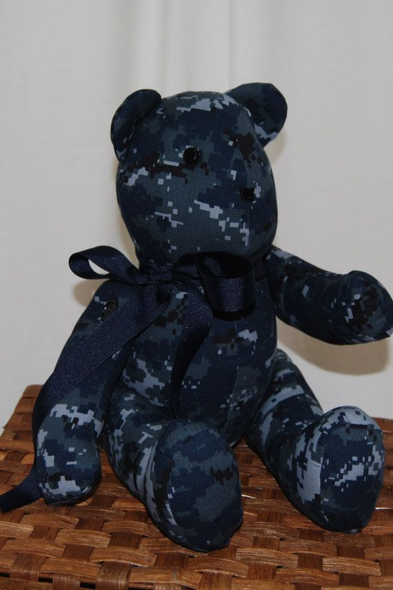 Hey, I found this really awesome Etsy listing at https://www.etsy.com/listing/171360378/us-navy-military-bear-stuffed-plush-bear