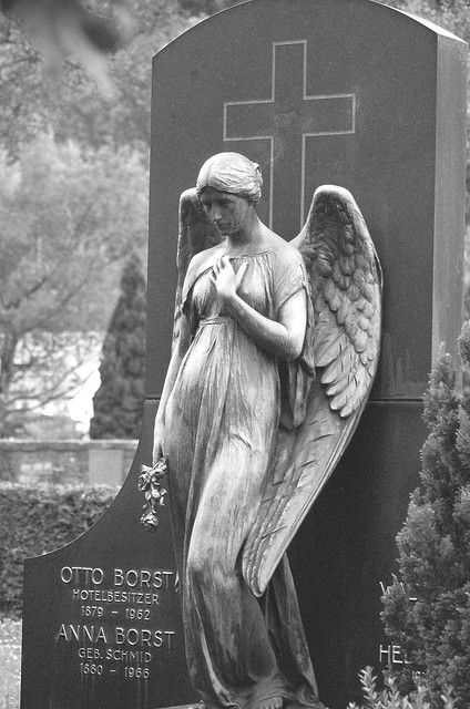Angels Beyond the Grave...