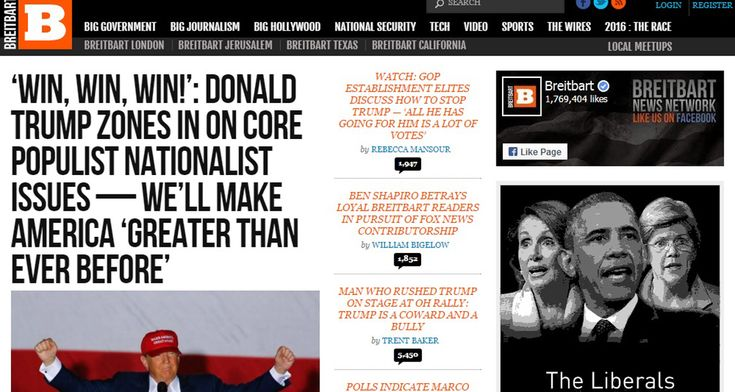 Back in November, Breitbart began the process to secure official Capitol Hill credentials
