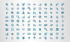 Linde AG – Das sechste Element Der erste digitale Kontaktpunkt zur Marke. #icon #picto