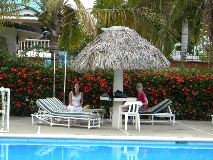 Even Missionaries need an R-n-R. Hotel Colibri, Sosua, D.R.