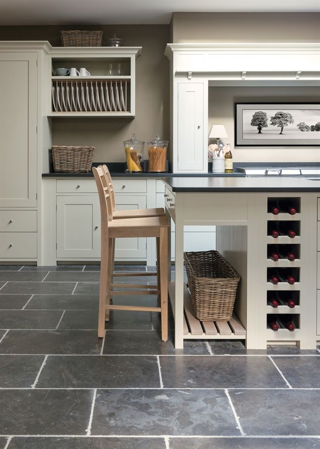Neptune Kitchen Base Cabinets - Suffolk 900 Sink Base Cabinet
