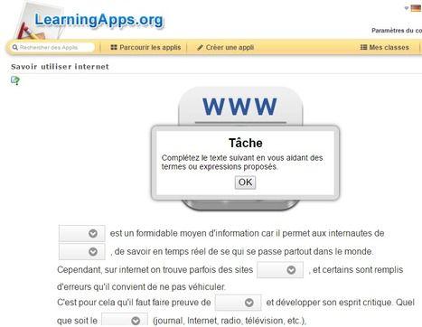 EMC 6e > Savoir utiliser internet | EMC | Scoop.it