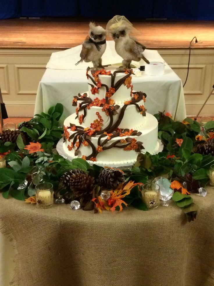 60 th anniversary family tree cake