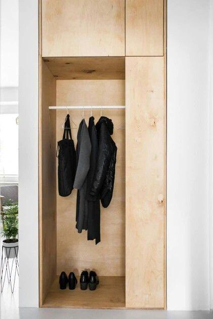 Built in cupboard