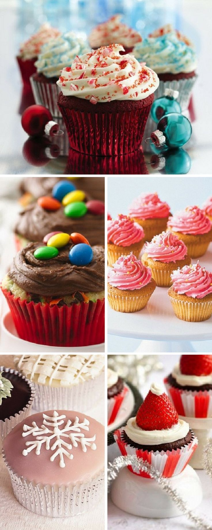 We have made a great list of top 10 magical cupcakes especially for Christmas. Make some of these cute ideas and indulge your sweet tooth with something incredible. We guarantee that you will surprise everyone!