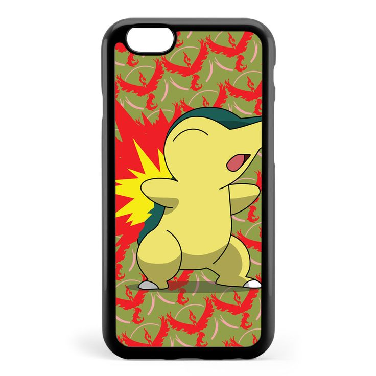 Cyndaquil Team Valor Apple iPhone 6 / iPhone 6s Case Cover ISVF647