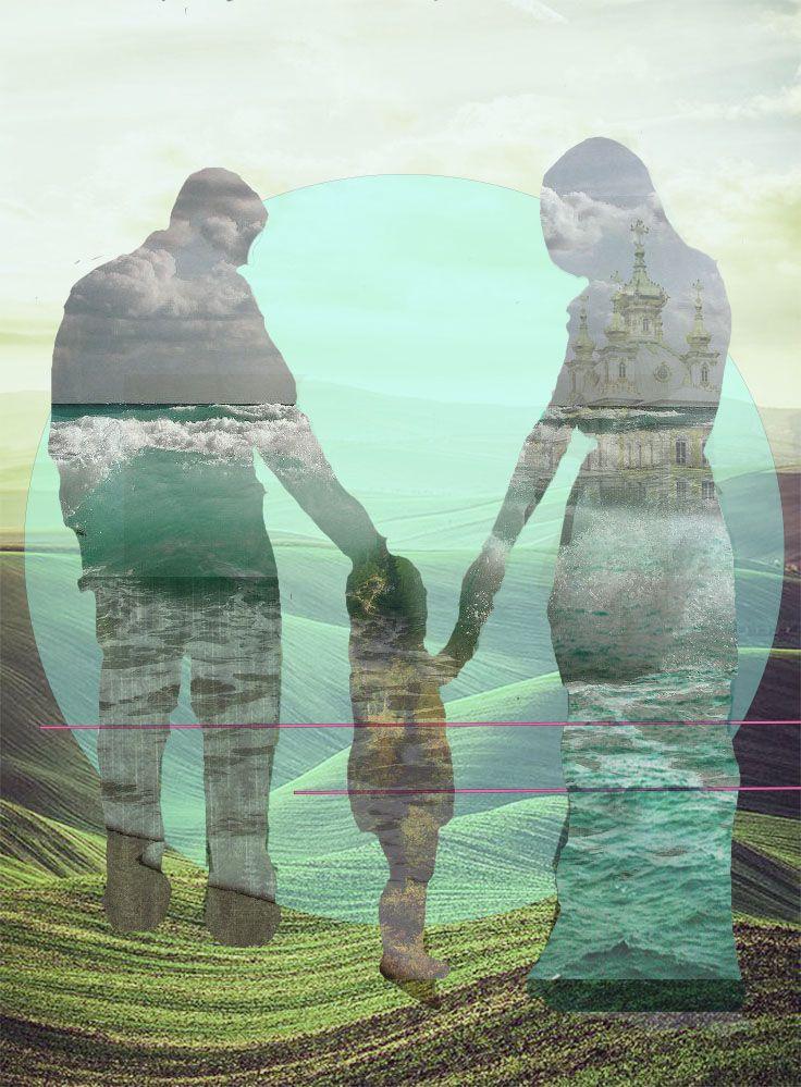 Behance :: Editing Family