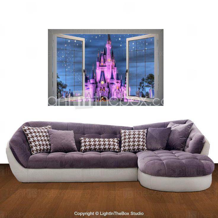Disney Castle Wall Sticker