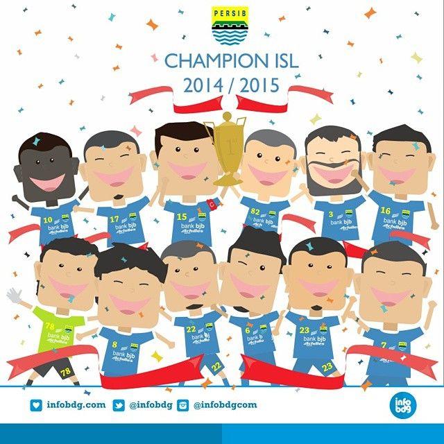 Selamat PERSIB Bandung!