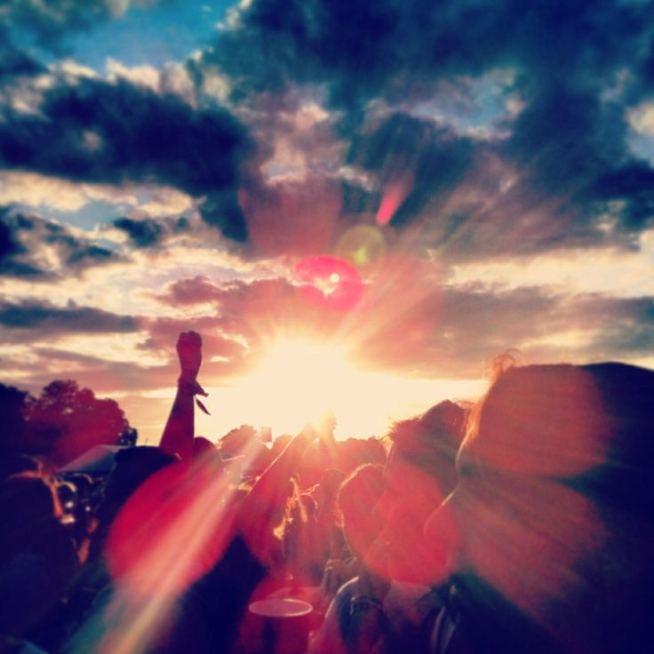 V Festival -- cannot believe I am going this year! Bring it on!