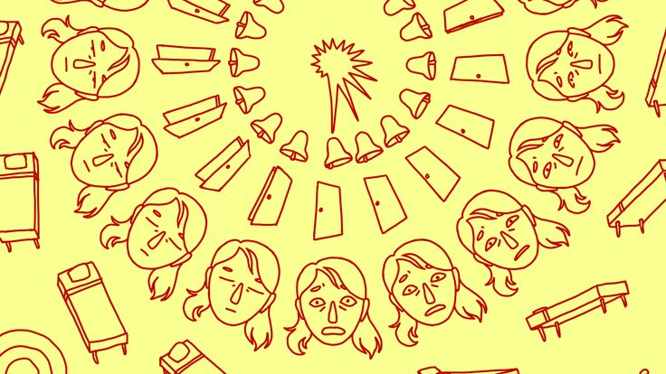 HAVE EXPLODING HEAD SYNDROME. THIS IS WHAT IT FEELS LIKE TO HEAR GUNSHOTS IN YOUR MIND.  Illustration by Nellie Robinson