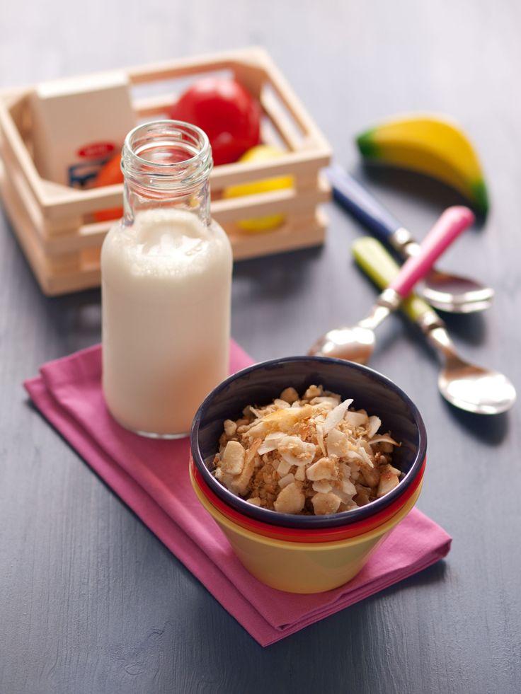 karibi granola, a müzli házilag | b-bisztro - receptek (nem csak) gyerekeknek | flatcat