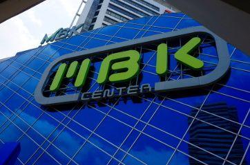 mbk center, bangkok