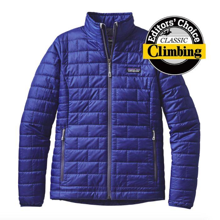 Patagonia Women's Nano Puff® Jacket - Harvest Moon Blue