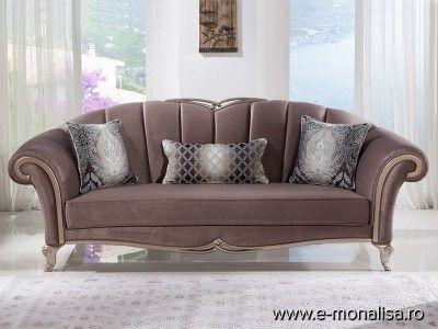 Canapea de Lux Eleganta Monalisa | Canapele si fotolii elegante