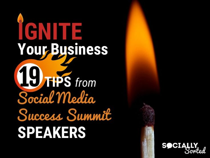 19 Social Media Success Summit Quotes to Ignite Your Business