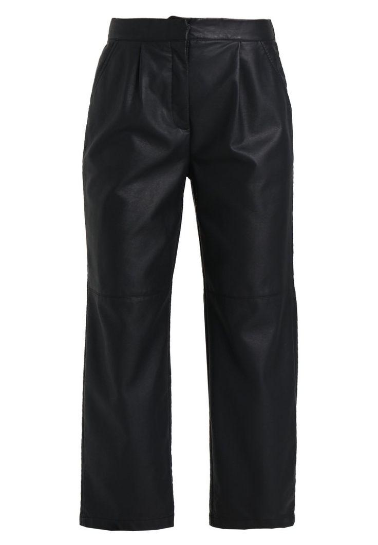 Minimum CINNA - Pantalon - black - Zalando.nl