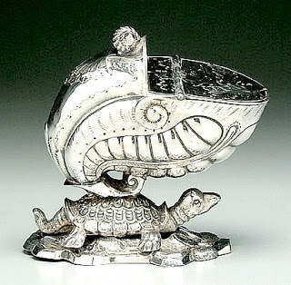 Victorian Spoon Warmer. Because nothing is worse than a cold spoon!