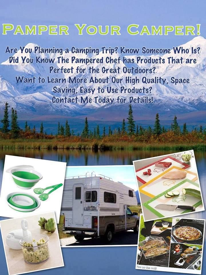Pamper your camper with these perfectly sized products. http://www ...