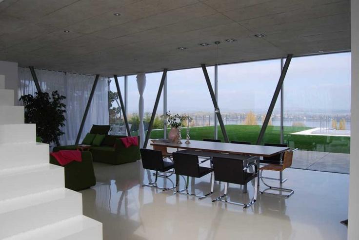 INOUT-HOME / minimál ház svájcban, TEC ARCHITECTURE