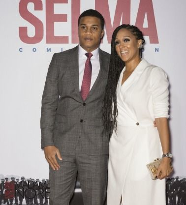 "Cory Hardrict reveals he was broke and struggling to make ends meet when he met his wife, Tia Mowry, back in the day: ""I was waiting on a bus stop"""