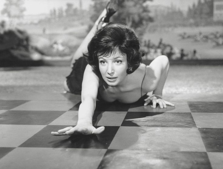 """Monica Vitti in Michelangelo Antonioni's """"La Notte"""" (1961), one of the films featured in an exhibition and retrospective celebrating the director this spring at La Cinémathèque Française."""