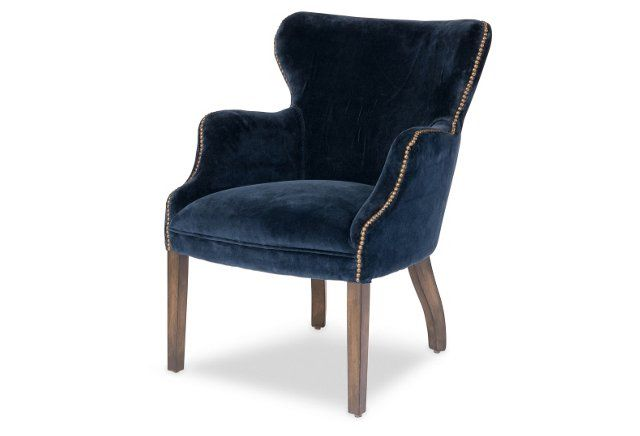 Princess Chair, Navy