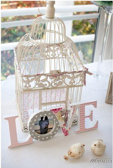 urne de mariage - Urne Mariage Cage