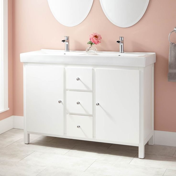 vanity iron vanities set bath sink low wood bathroom modern vm double irw