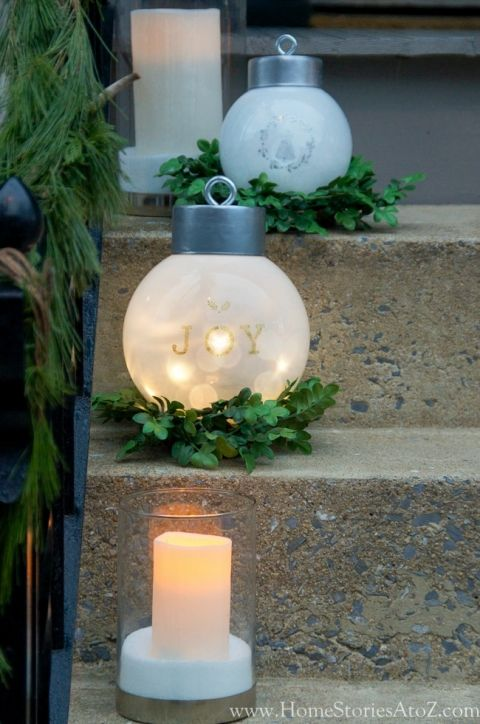 DIY oversized ornaments-2
