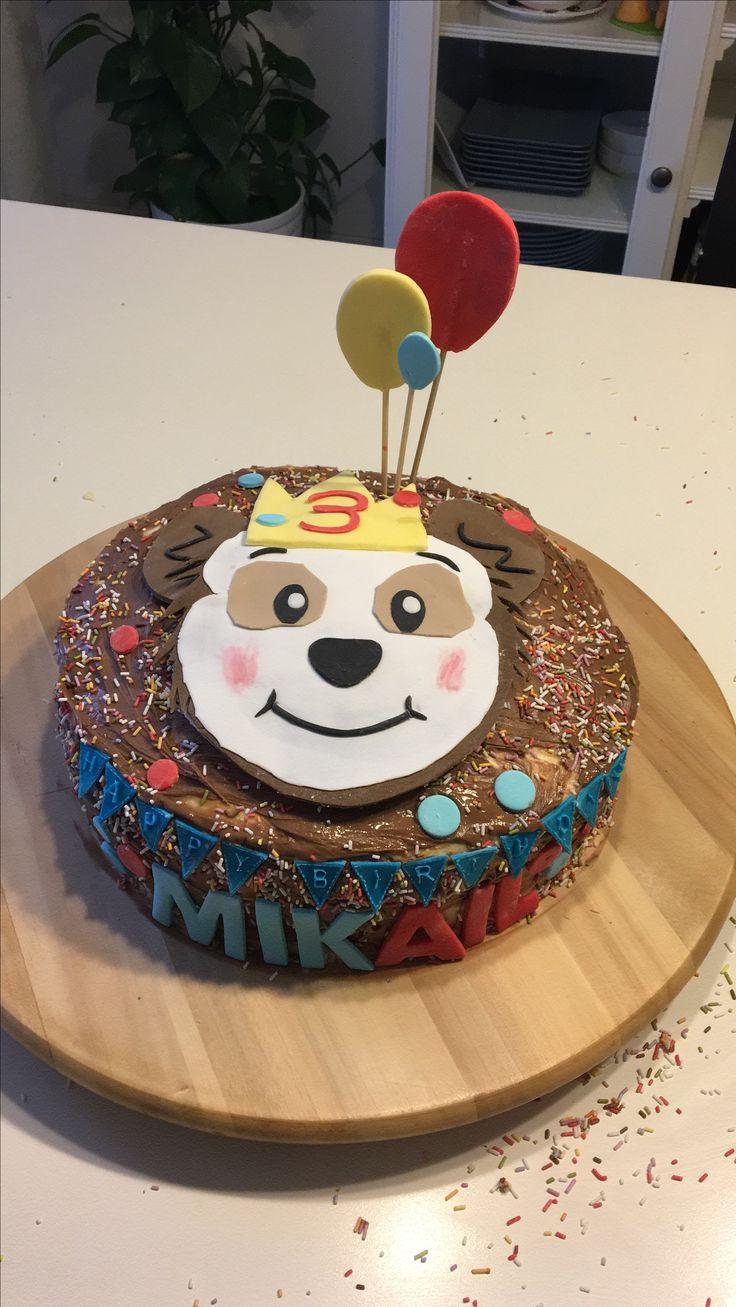 Bobo siebenschläfer Torte