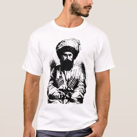 IMAM SHAMIL T-Shirt - click/tap to personalize and buy