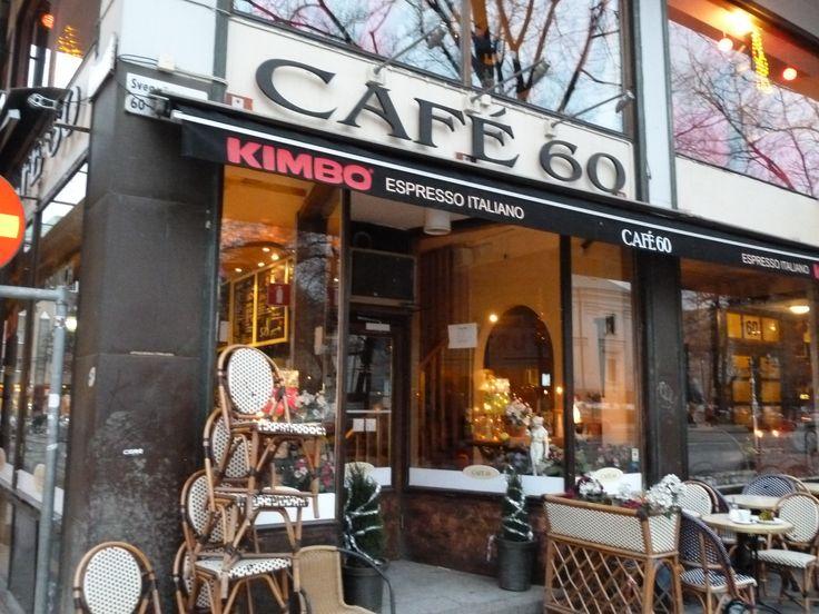 Café 60, Stokholm