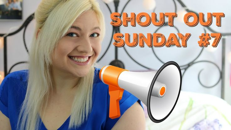 Shout Out Sunday #7 Grow Your Channel and Gain Active Subscribers!