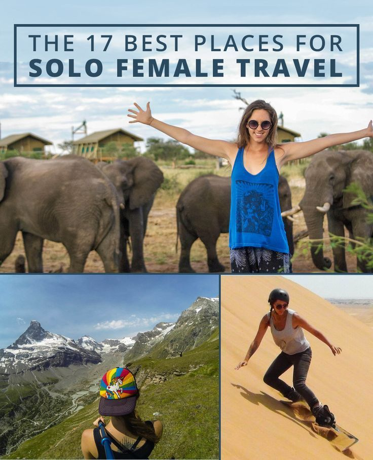 A 29-Year-Old Woman Spent Three Years Traveling The World By Herself And Here…
